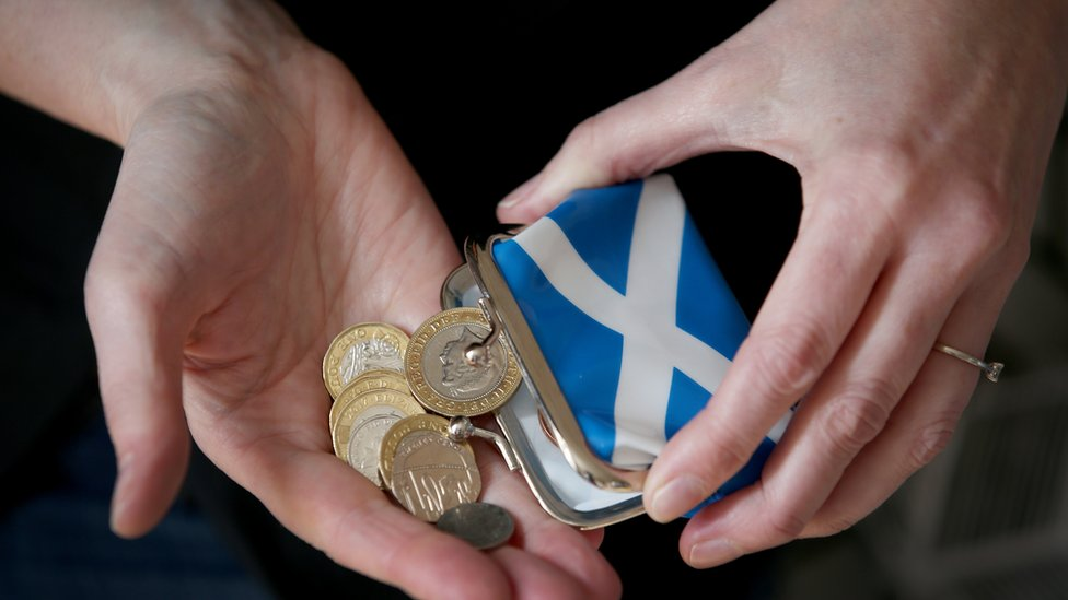 Independence: Could Scotland keep the pound?