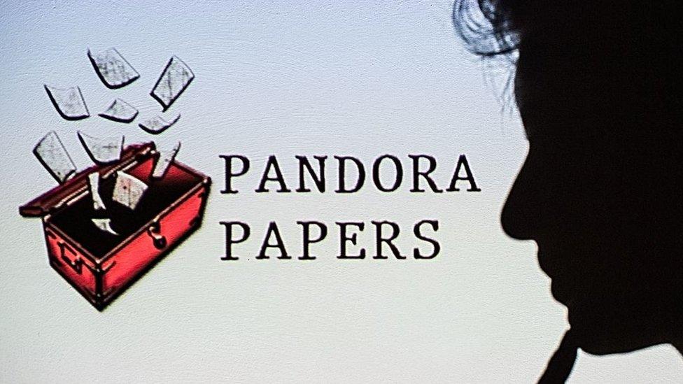 Los Pandora Papers han divulgado informacion de las fortunas de las personas mas poderosas del planeta.