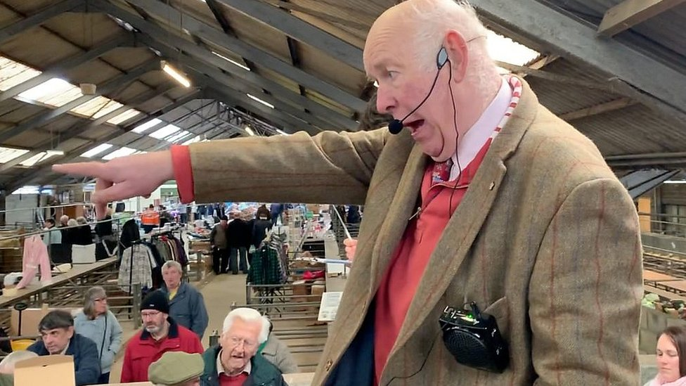 Hatherleigh Market breaks auction world record