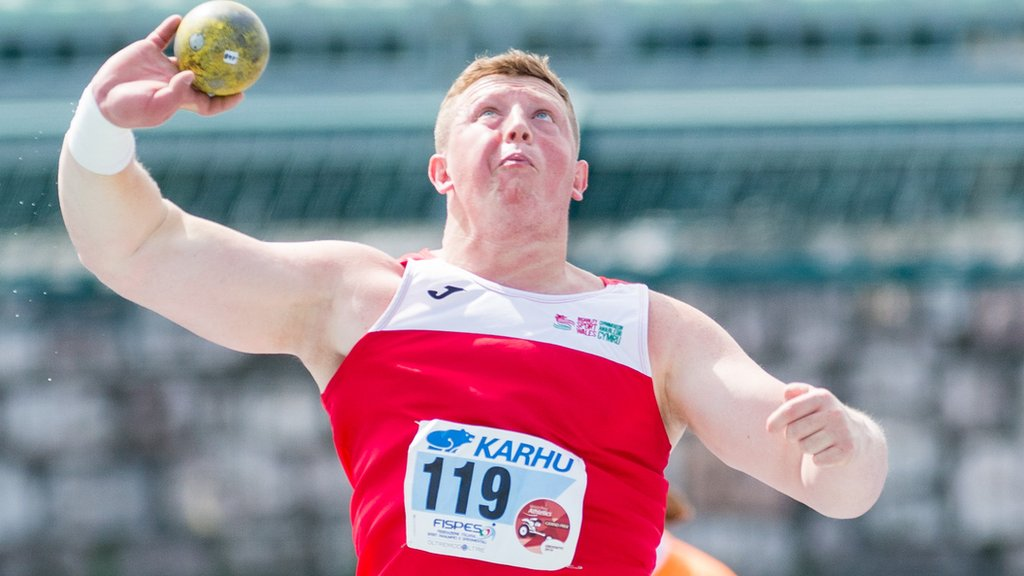 From dashed rugby dreams to Paralympic hopes - how Walsh reinvented himself