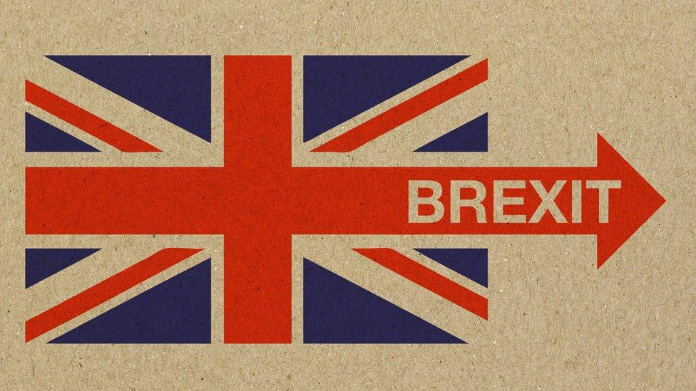 Ilustración del Brexit