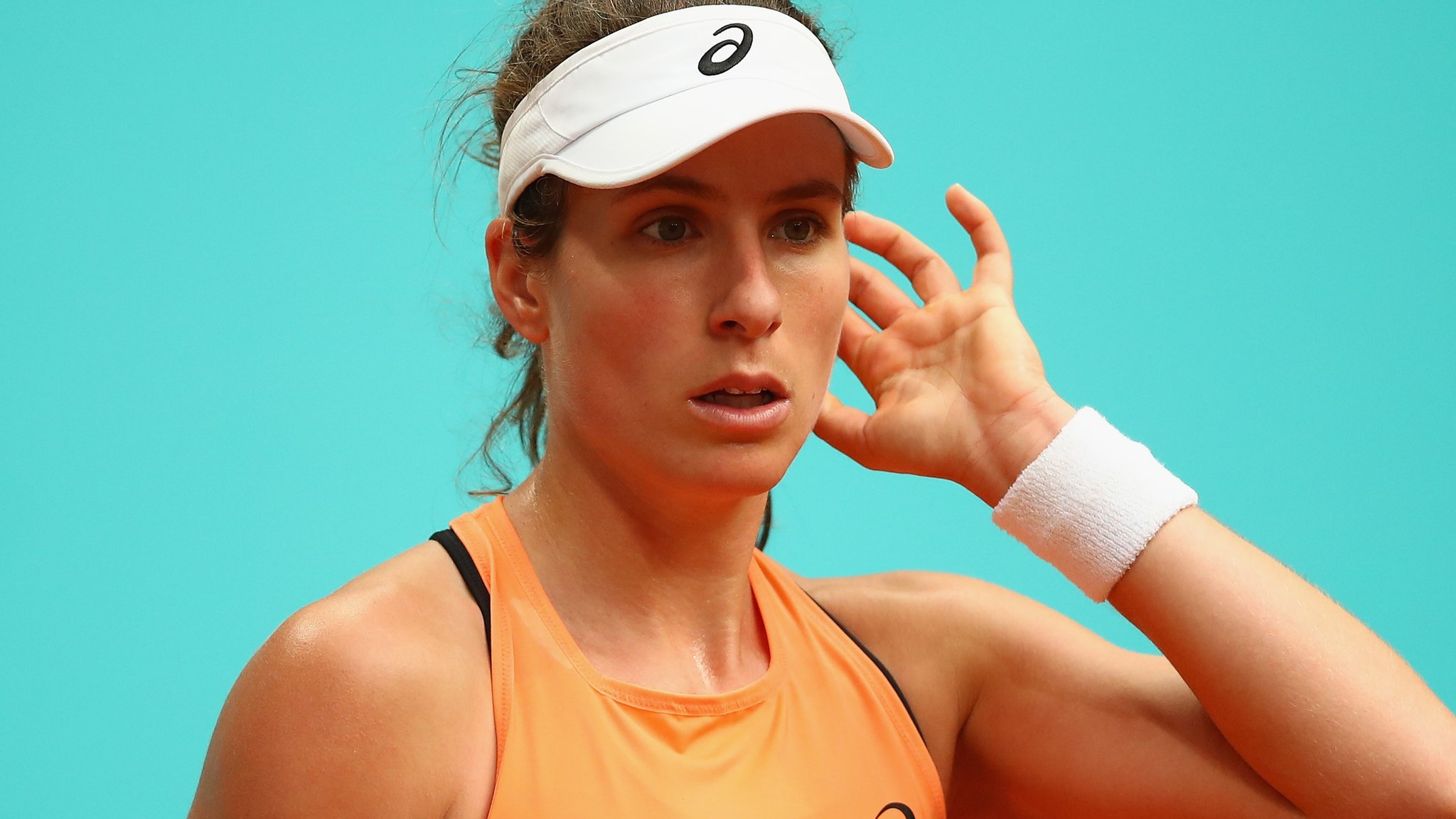 French Open: Britain's Johanna Konta says she is a threat