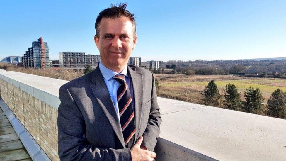 Mark Lancaster MP