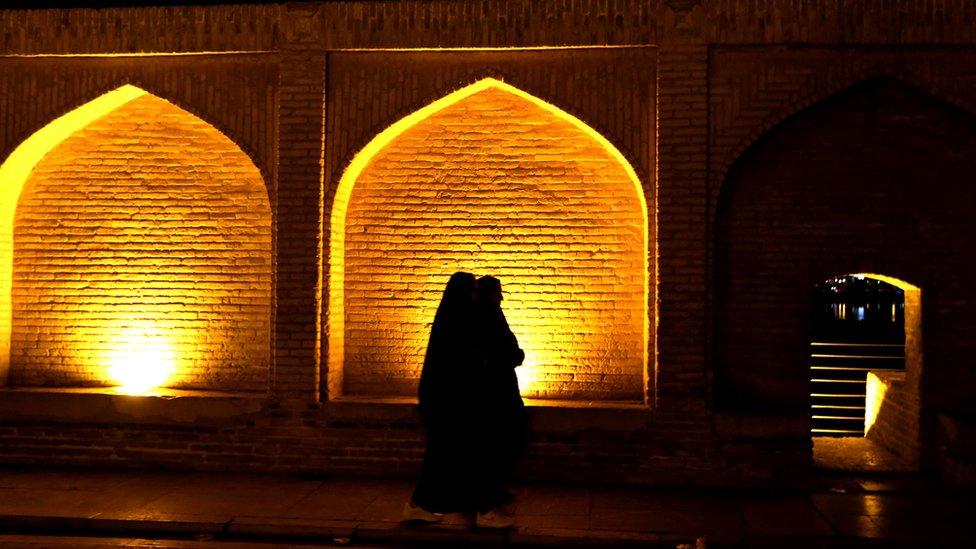 İsfahan'daki 33 Kemer Köprüsü, Trump'ın bahsettiği kültürel varlıklar arasında yer alıyor