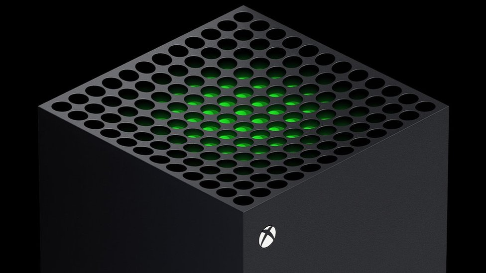 Xbox Series X When Gamers Are Ready For Next Gen Consoles We Re Here Bbc News