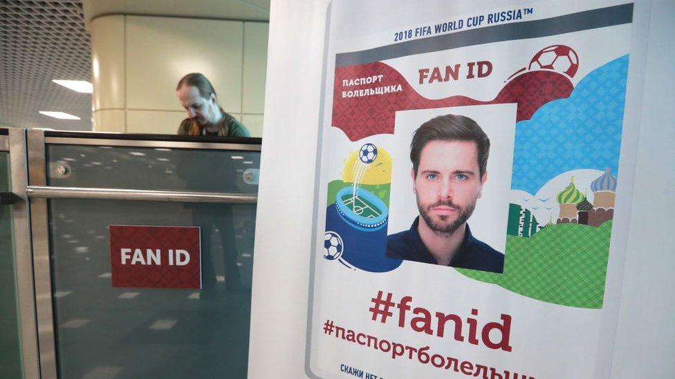 El Fan ID contiene datos personales y de contacto de cada visitante del Mundial.