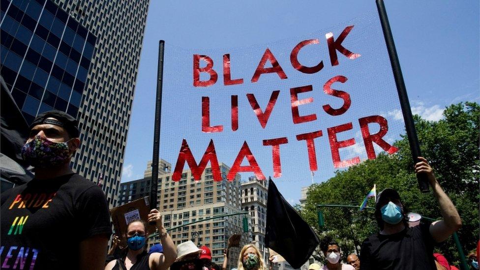 مظاهرات حركة السود مهمة