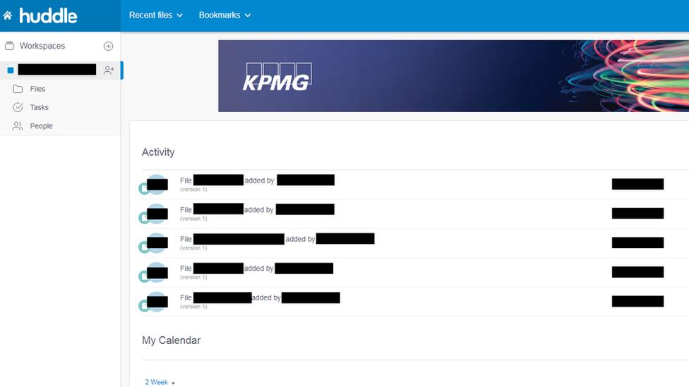 KPMG Huddle