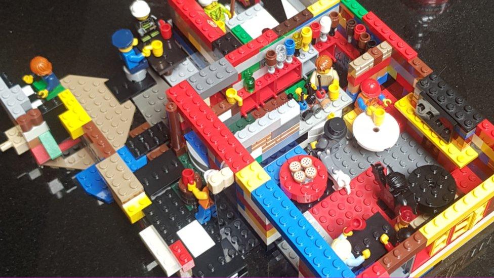 Tim Hatton's recreation of York's Pheonix Inn