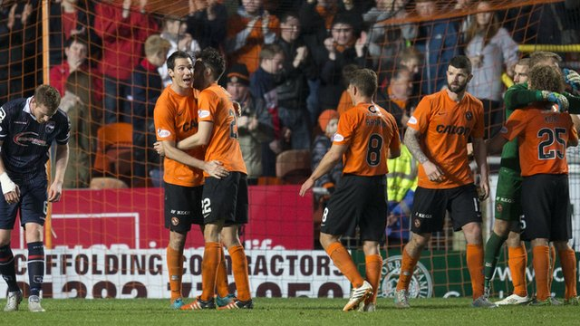 Highlights - Dundee United 1-0 Ross County