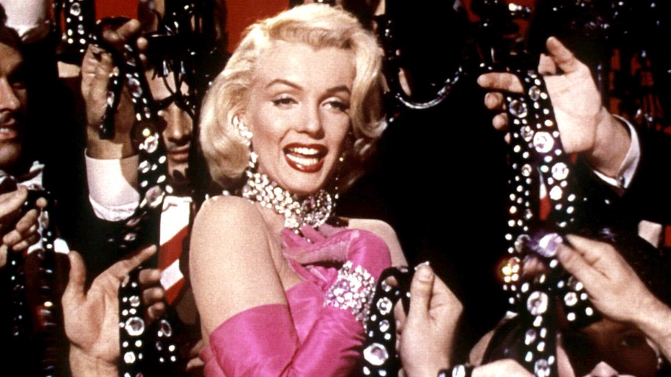 BBC News - Jack Cole: The 'scary' dancer who made Marilyn sparkle