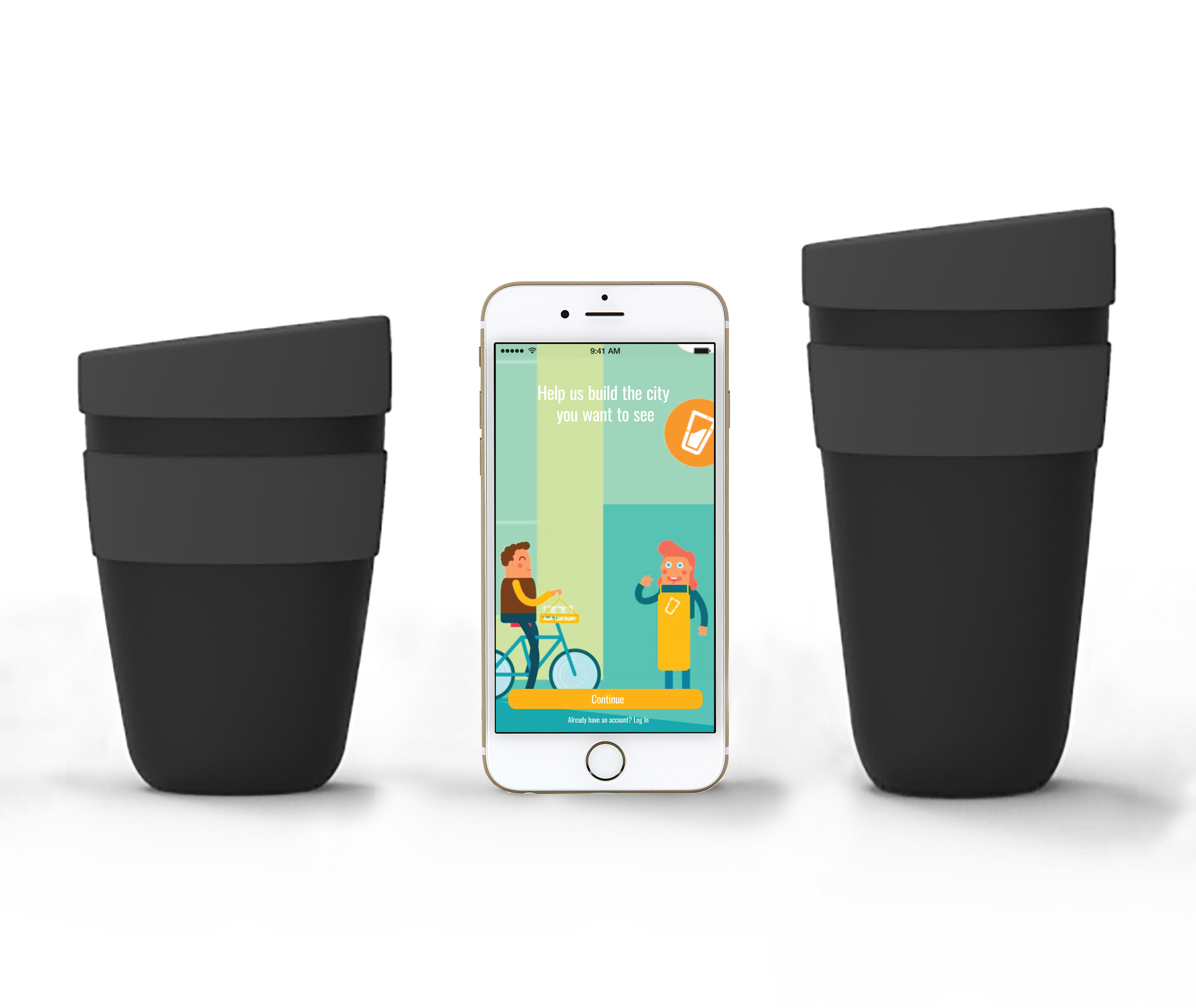 CupClub wants to eliminate billions of single use coffee cups