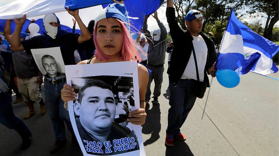 Renuncia magistrado de la Corte Suprema y denuncia dictadura — Nicaragua