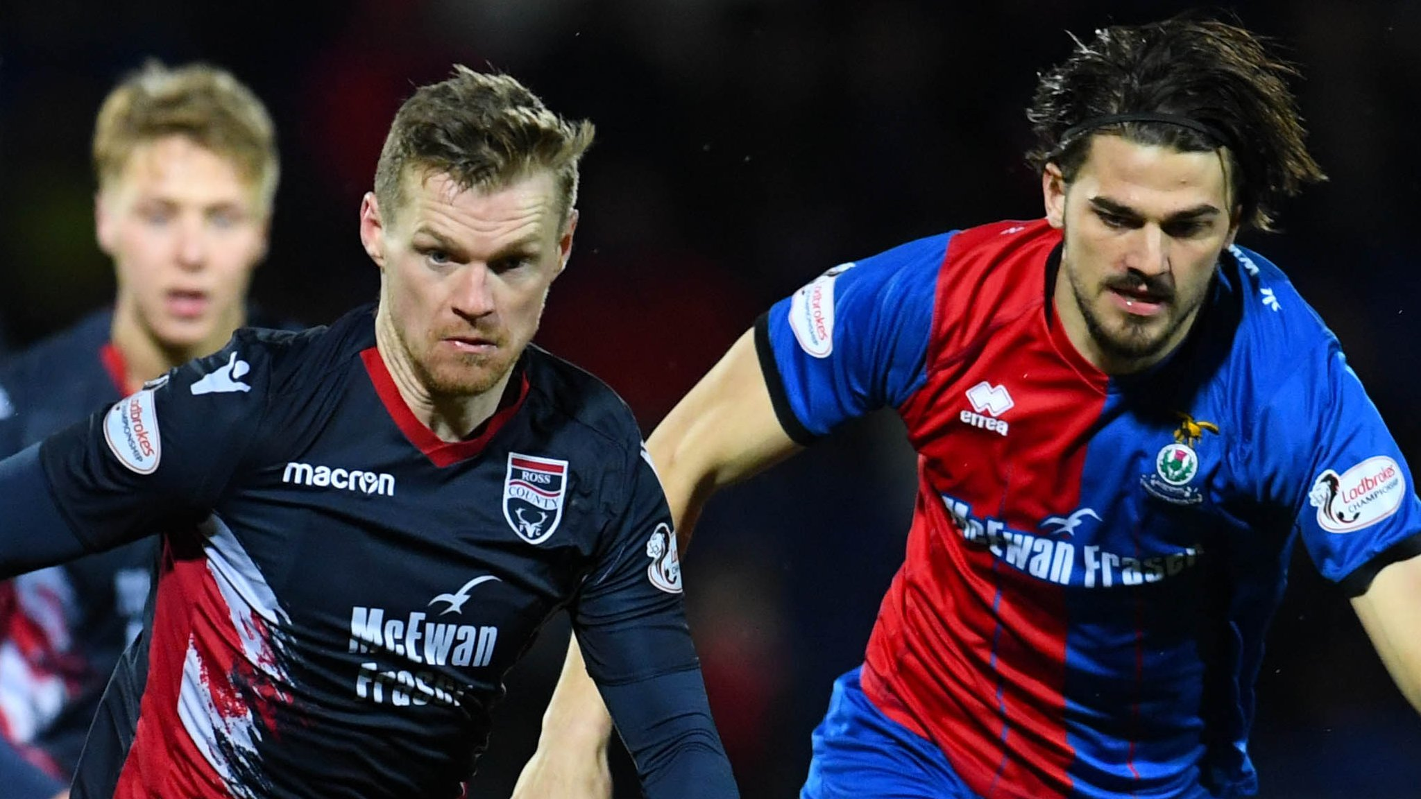Inverness CT v Ross County: 25 years of Scotland's friendly rivalry
