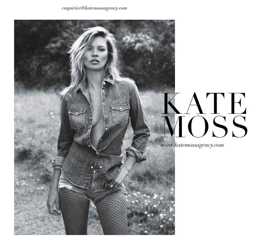 Kate Moss website