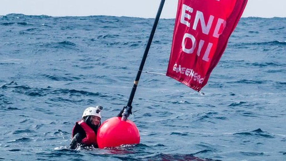 Greenpeace activist has 'no regrets' over New Zealand protest