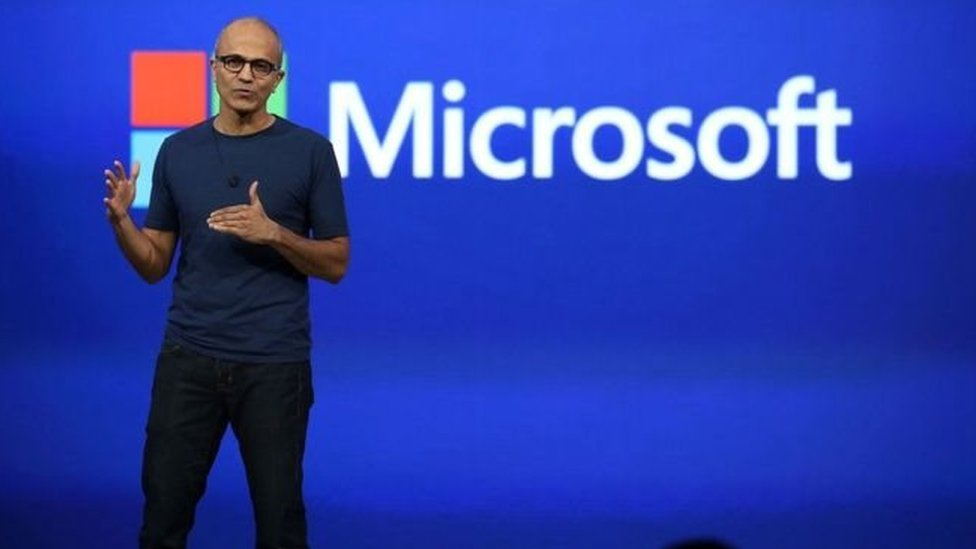 الرئيس التنفيذي لمايكروسوفت ساتيا ناديلا