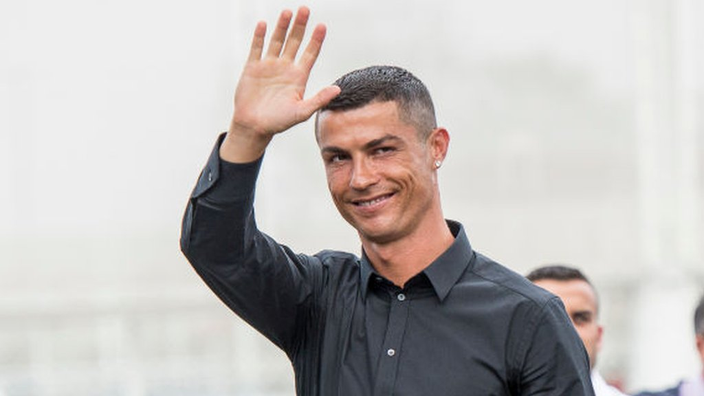 Players my age usually go to Qatar or China - Ronaldo