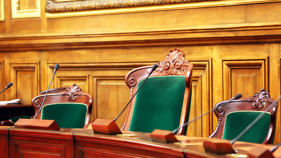 Magistrates' bench