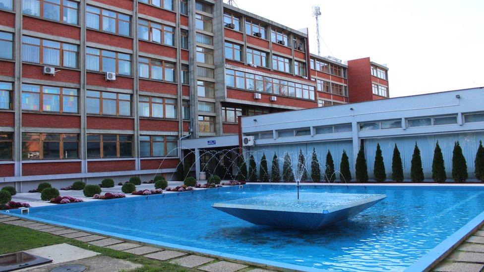 Krušik, Valjevo