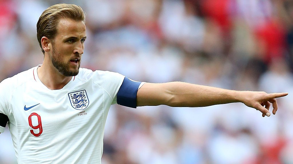 World Cup 2018: The making of England's Harry Kane