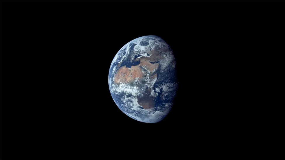 Una imagen de la Tierra