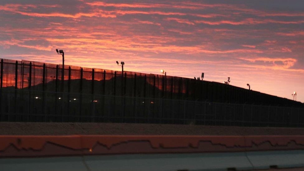 El muro en la frontera sur se ha convertido en una de los principales objetivos del gobierno de Donald Trump.