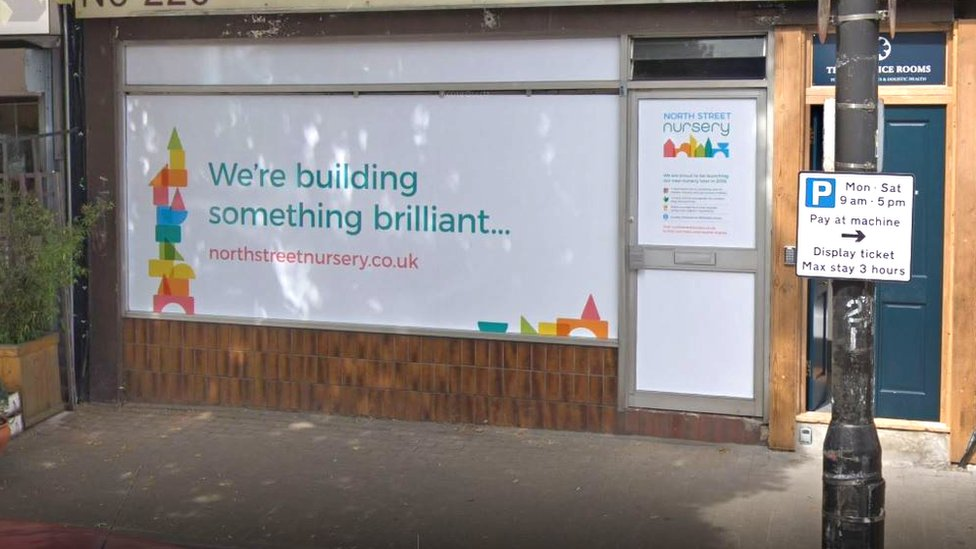Bristol nursery temporarily closed over child safety fears