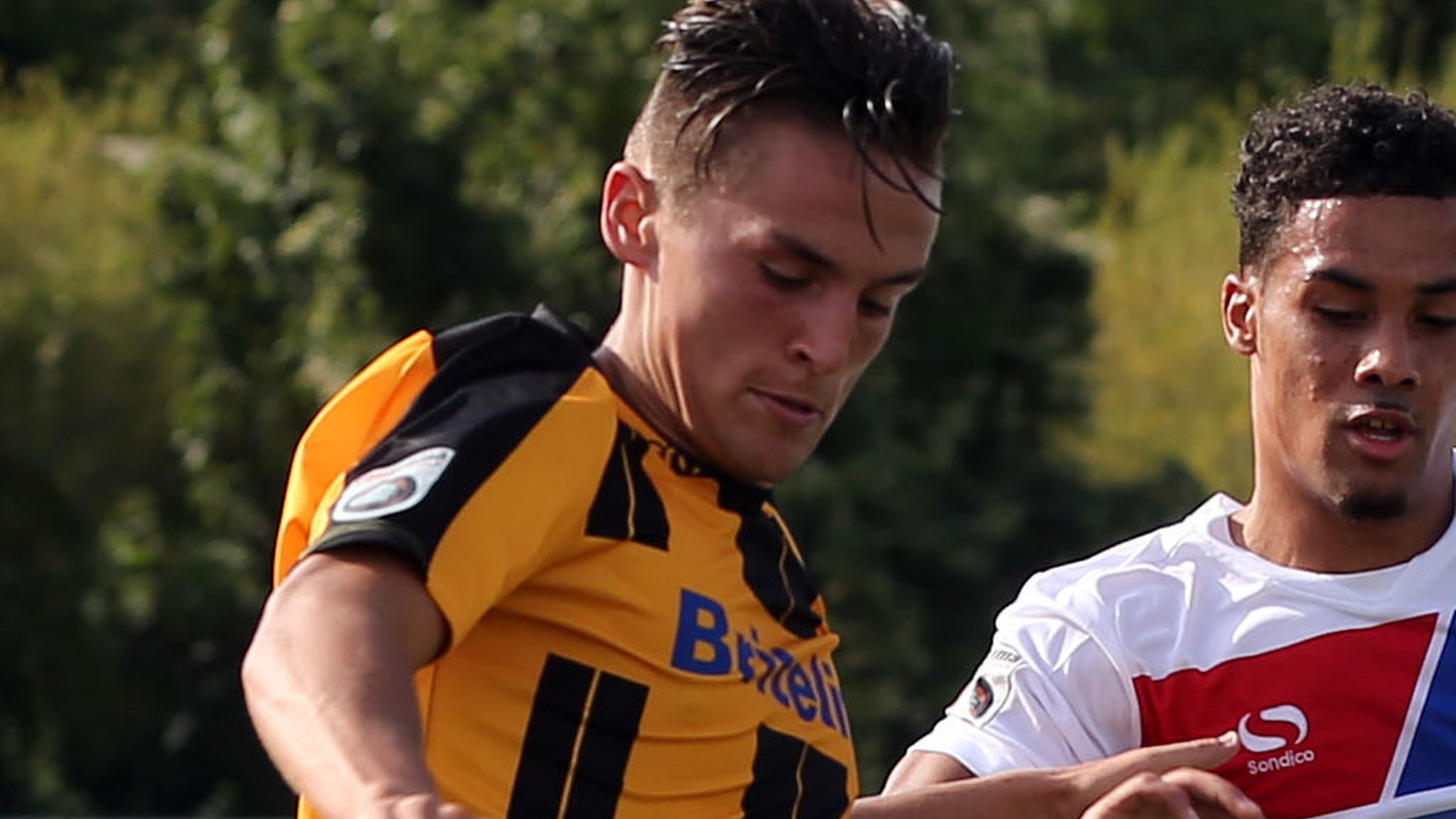Josh Hare: Eastleigh sign former Maidstone United defender on one-year deal