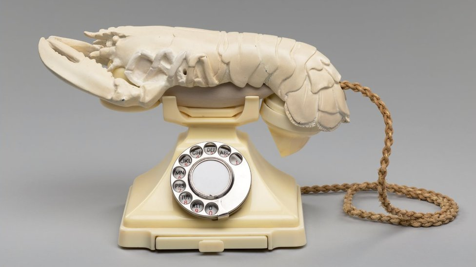 Dali's lobster telephone 'saved for the nation'