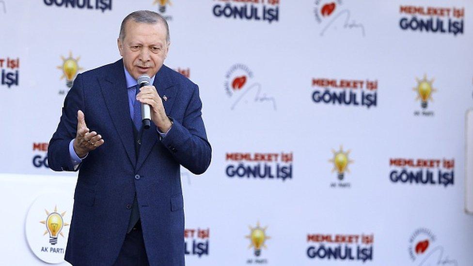 Cumhurbaşkanı Erdoğan, 16 Mart'ta Tekirdağ'da konuştu