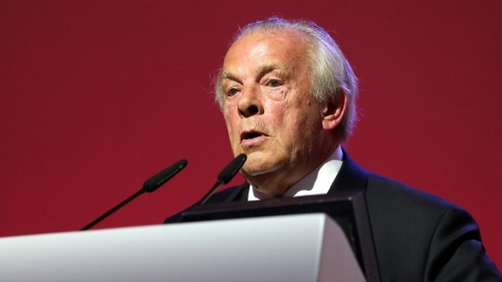 Gordon Taylor: Charity watchdog to 'engage' with PFA over concerns