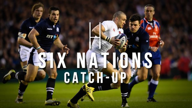Six Nations 2016: All the best action from the opening weekend