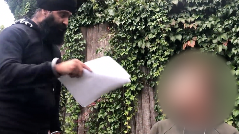Paedophile hunter claims Sikh girls targeted by men