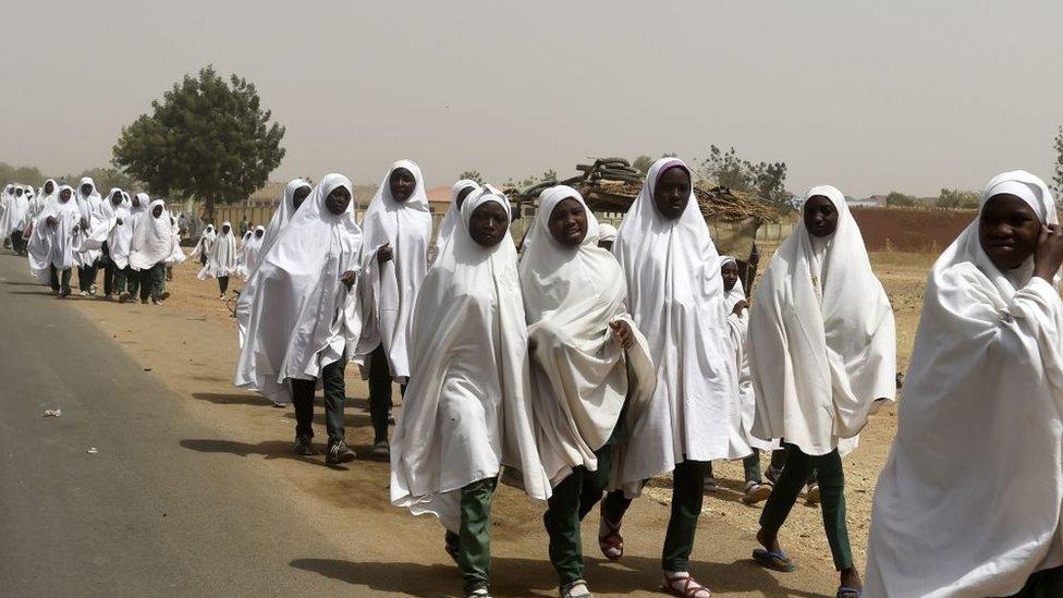 En el norte de Nigeria, los musulmanes constituyen la mayoría de la población.