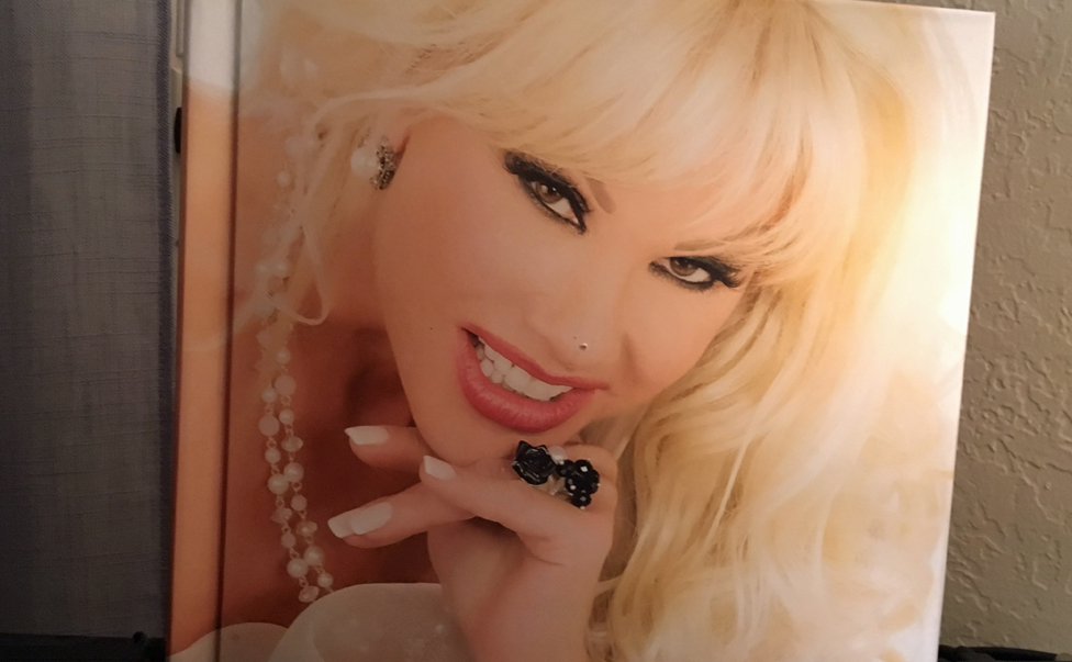 Fotografija Ejmi iz njene sobe