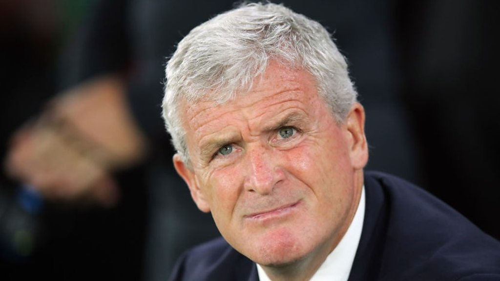 "Southampton 2-2 Brighton: Mark Hughes says his side need to learn to ""manage the game"""