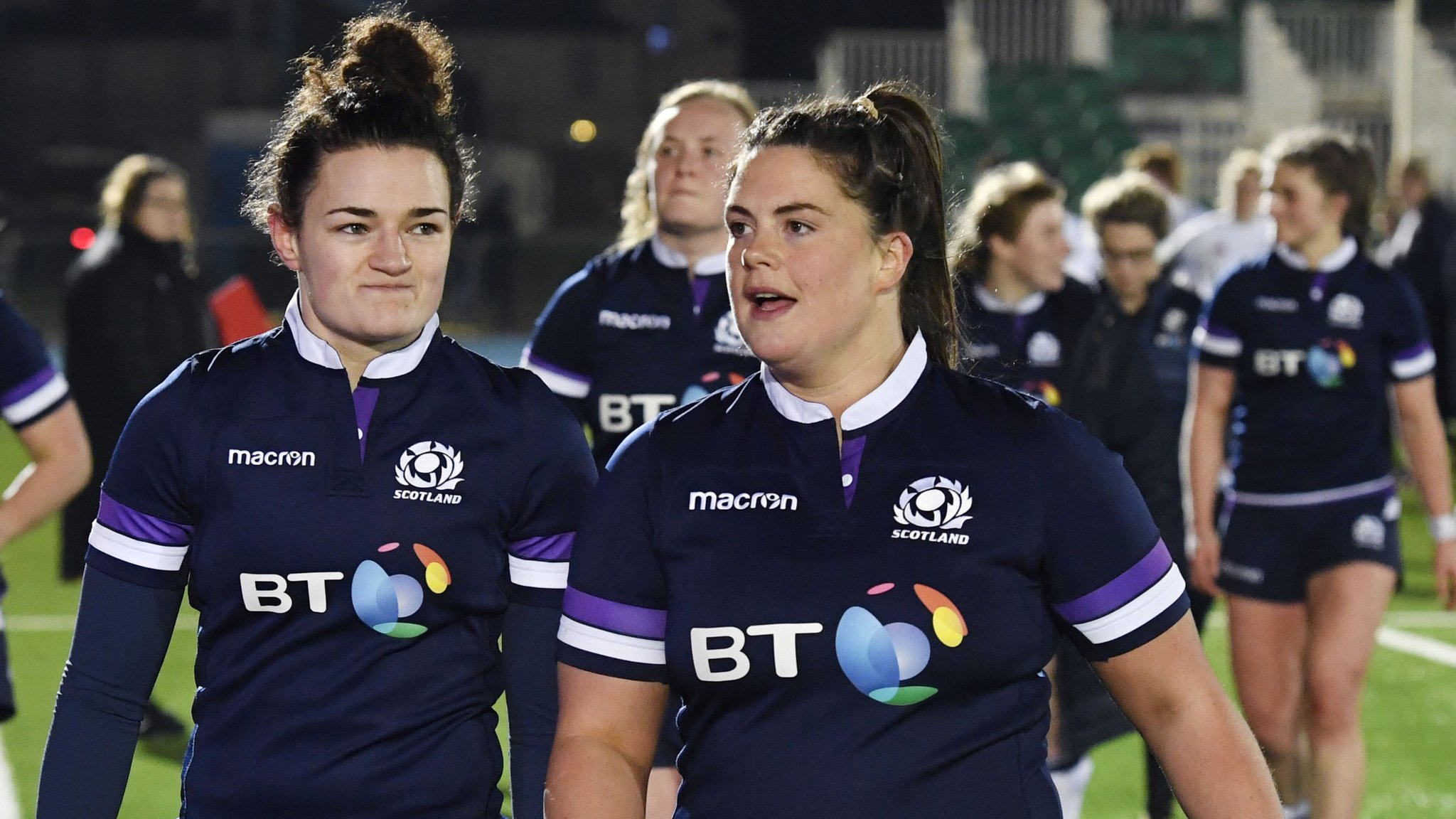 Scotland women's rugby 'needs paradigm shift'