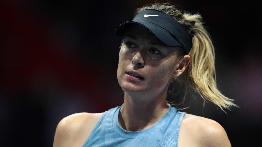 Indian Wells: Two-time champion Maria Sharapova withdraws