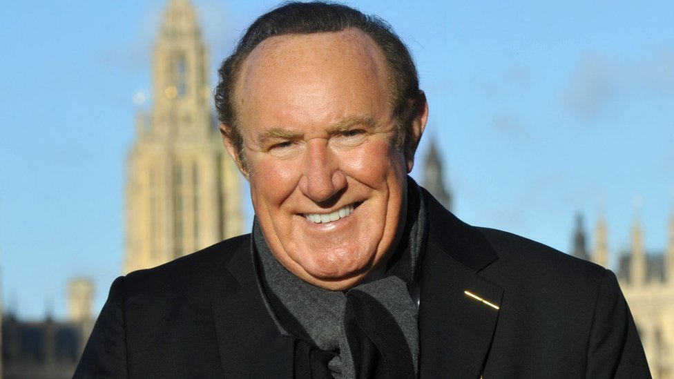 Andrew Neil is chairman of the newly-formed GB News