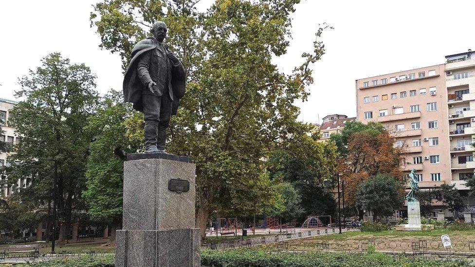 Spomenik Jovanu Cvijiću