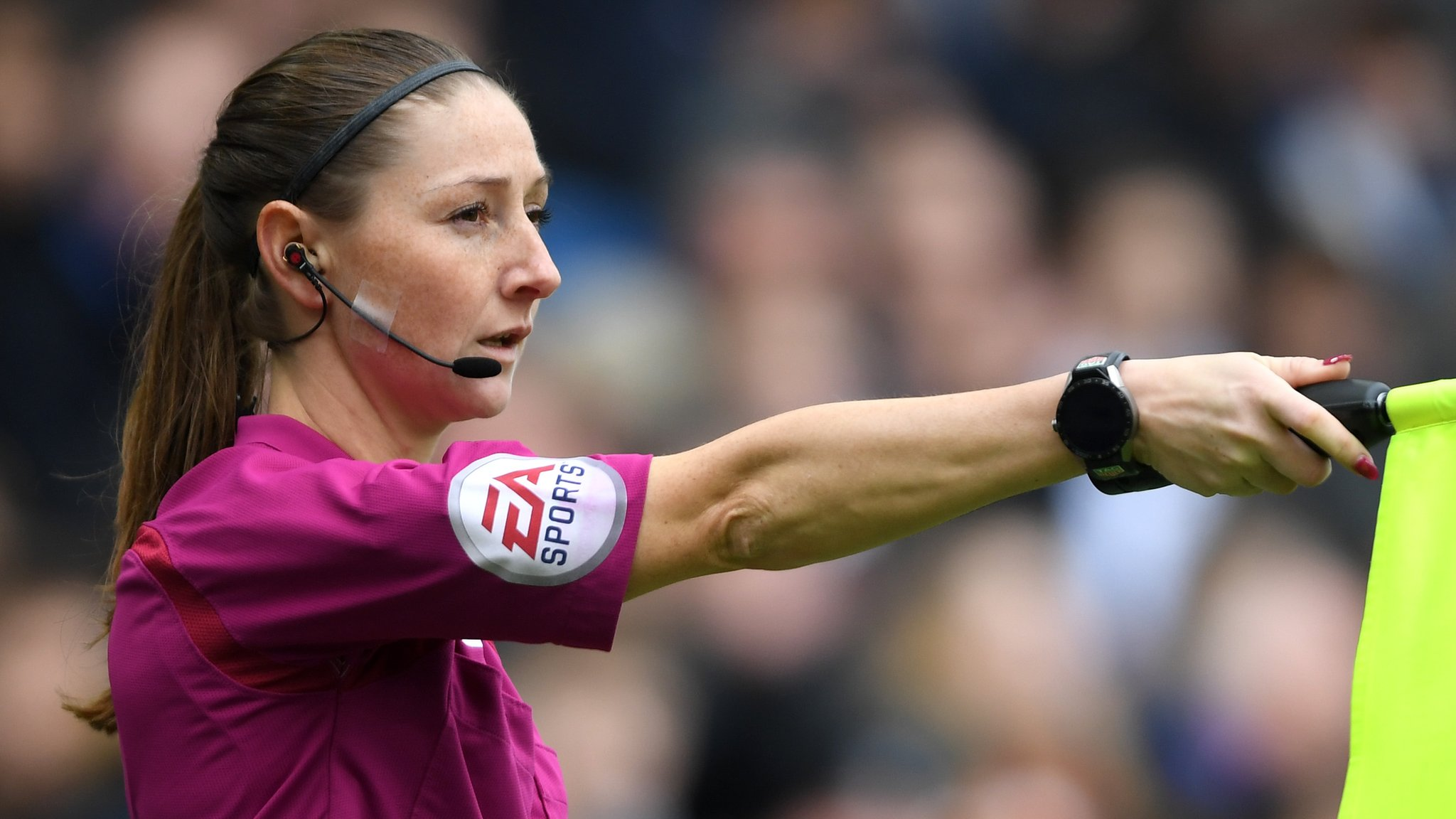 Female Premier League referee 'just a matter of time'