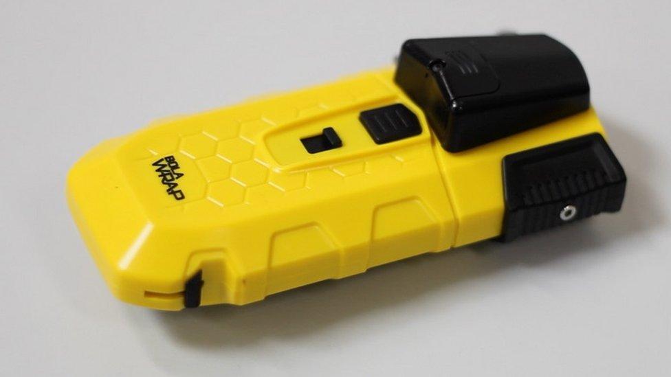 Imagen del dispositivo BolaWrap