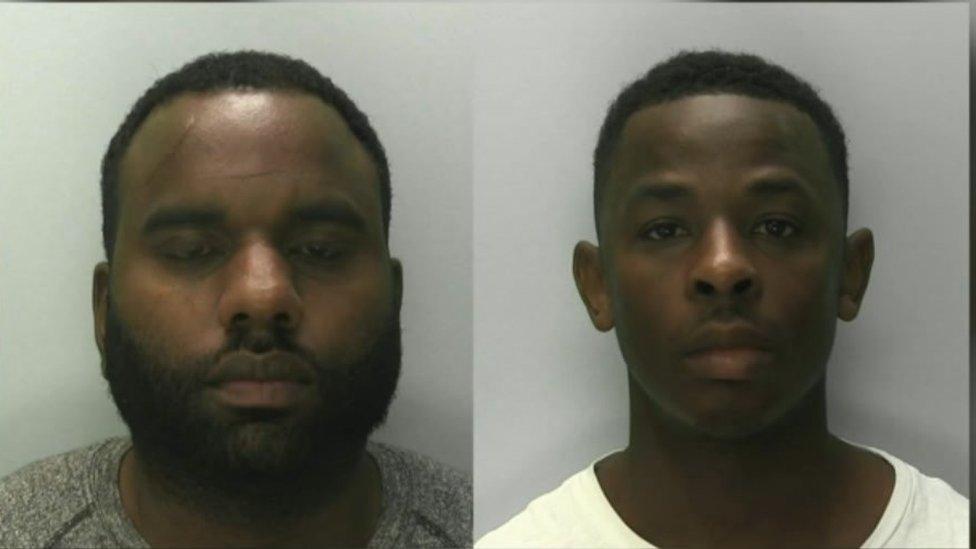 Gloucester's biggest drug dealing gang jailed