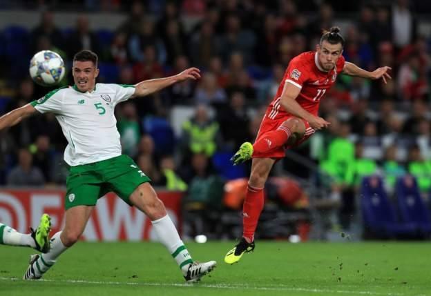 Gôl rhif 30 Gareth Bale dros ei wlad
