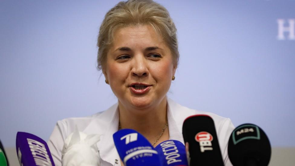 Elena Smolyarchuk