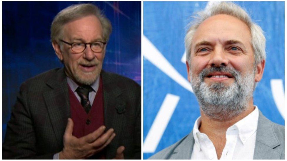 Steven Spielberg movie applies to film in Glasgow