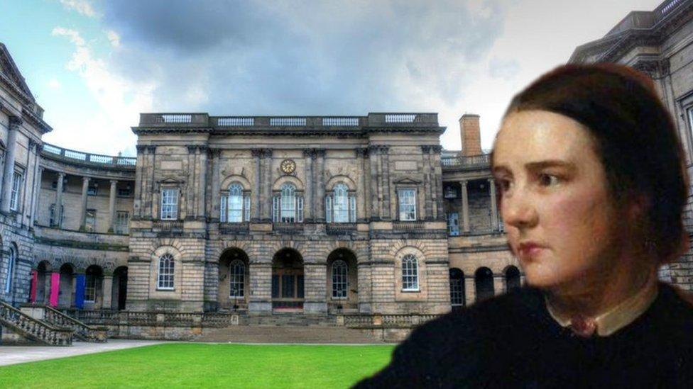 Sophia Jex-Blake/Universidad de Edimburgo.