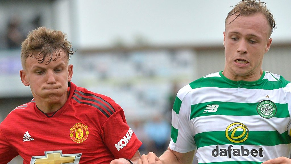 Watch: Celtic beat United U19s in Super Cup NI opener