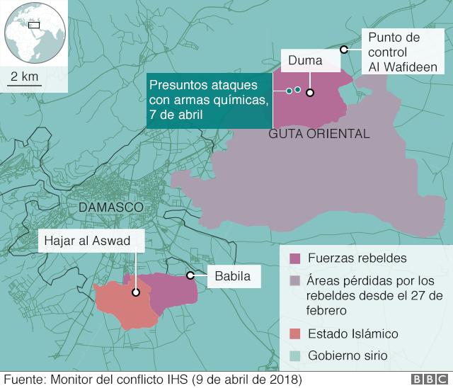 La OPAQ continuará su investigación en Siria pese a los ataques